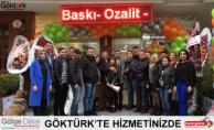 Gölge Dijital - Dijital Baskı Merkezi Göktürk'te Hizmetinizde