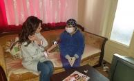 Kanser Hastası Fatma Hanım'ı Ziyaret Ettik