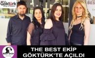 The Best Ekip Göktürk'te Açıldı