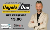 Ümit Öner ile Hayata Dair Bu Haftaki Konuklar - 5 Nisan 2018