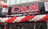 DKM İç Giyim Göktürk'te Açıldı!