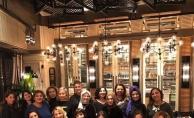 Göktürklü Aktif Kadınlar Yılbaşı Yemeğinde Buluştu