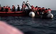 Akdeniz'de sığınmacı teknesi battı: 100 kişi kayıp