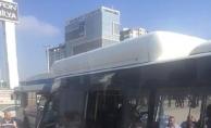 Ankara'da son dakika haberi! Belediye otobüsleri (EGO) çarpıştı! Ölü ve yaralılar var