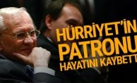Erdoğan Demirören Hayatını Kaybetti!
