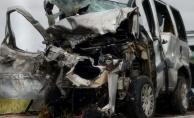 Eskişehir'de feci kaza! Beş kişi hayatını kaybetti!
