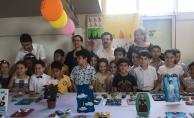 Nejat Sabuncu İlkokulu'nda Sanat Etkinlikleri!