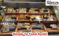 Simple To Food Açıldı!