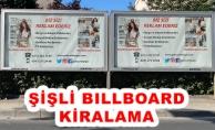 Şişli Billboard Kiralama