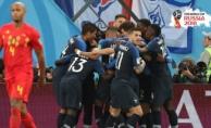 2018 Dünya Kupası'nın İlk Finalisti Fransa Oldu!