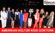 Amerikan Kültür Kids Göktürk