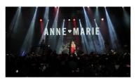 Antalya'da Anne Marie Rüzgarı Esti!