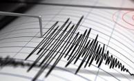 Ege Denizi'nde Kuşadası açıklarında deprem!