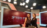 Eylül Ayça Karakuş Arife Yılmaz'la 3'ten5'e Ajans Programının Konuğu Oldu