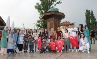 Eyüpsultanlı gençler Balkanları gezdi!