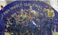Fransa Dünya Kupası'nı 2. Kez Kazandı!