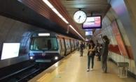 İstanbul'da Bayrampaşa-Yenikapı arası metro seferlerine yağış engeli!