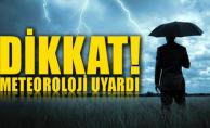 Meteoroloji'den Eskişehir, Bilecik ve Kütahya için son dakika sel uyarısı!