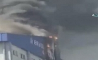 Son dakika! Hadımköy'de fabrika yangını! Çok sayıda itfaiye ekibi sevk edildi