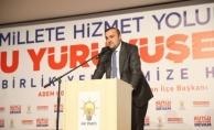Ak Parti Eyüpsultan İlçe Başkanı Adem Koçyiğit'in Bayram Mesajı