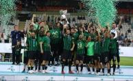 Akhisarspor Tarihinde İlk Kez Süper Kupa Şampiyonu Oldu