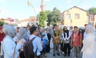 Endonezyalı öğrencilere ve akademisyenlere ESTAM gezisi