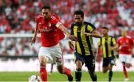 Fenerbahçe avantajı Benfica'ya kaptırdı