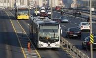 İBB'den önemli metrobüs uyarısı