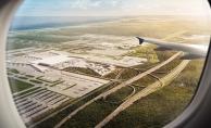 İstanbul'un yeni havalimanından ilk uçuş Ankara'ya