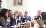 Kültür Bakanı, Rami Kışlası'nı inceledi!