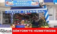 Manav İstanbul Göktürk'te Hizmetinizde