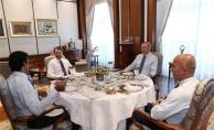 Son dakika: Katar Türkiye'ye 15 milyar Dolar yatırım yapacak