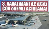 Göktürk'ten Geçecek 3.Havalimanı Metro Hattı 2019'da Açılacak!