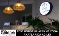 PiYO HOUSE Pilates ve Yoga Stüdyosu Akatlar'da Açıldı!