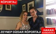 Şarkıcı Zeynep Dizdar: Milletvekili olsaydım Erdoğan gibi olurdum
