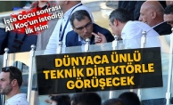 Fenerbahçe'nin Görüşeceği İlk Teknik Direktör