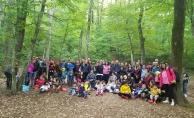 Fidol Anaokulu Ormanda Sanat Etkinliği Gerçekleştirdi