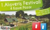 Kemerburgaz Adenpark'ta Alışveriş Festivali!
