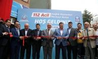 Akşemsettin'e 112 Acil Sağlık Merkezi açıldı