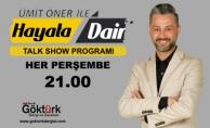 Ümit Öner ile Hayata Dair Talk Show Programı 72. Bölüm Konukları - 22 Kasım Perşembe