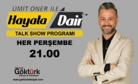 Ümit Öner ile Hayata Dair Talk Show Programı 73. Bölüm Konukları - 29 Kasım Perşembe