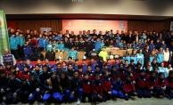 Eyüpsultan Belediyesi, Başkan Remzi Aydın'dan Amatör Sporculara Destek Sürüyor