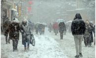Meteoroloji Uyarıyor! İstanbullular Dikkat Kar Geliyor!