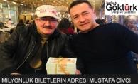Milyonluk Biletlerin Adresi Mustafa Civci Kazandırmaya Devam Ediyor!