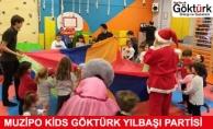 Muzipo Kids Göktürk'te Yılbaşı Partisi