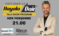 Ümit Öner ile Hayata Dair Talk Show Programı 76. Bölüm Konukları - 20 Aralık Perşembe