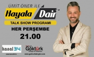 Ümit Öner ile Hayata Dair Talk Show Programı 78. Bölüm Konukları - 3 Ocak Perşembe