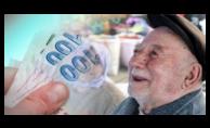 Yaşlılık Maaşları 1000 TL'ye Çıkarıldı!