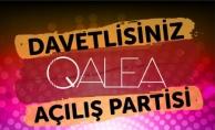 QALEA Açılış Partisi'ne Davetlisiniz