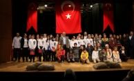 SİMURG'lu öğrenciler, Sarıkamış Şehitleri'ni andı